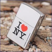 Бензиновая зажигалка Zippo 24799 I LOVE NY