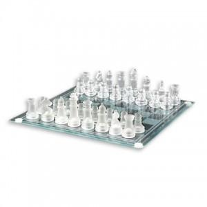 Шахматы стекло мал