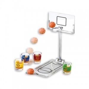 Баскетбол мини с рюмками