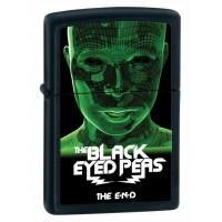 Бензиновая зажигалка Zippo 28026 Black Eyed Peas The End