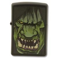 Бензиновая зажигалка Zippo 28041 Angry Hulk
