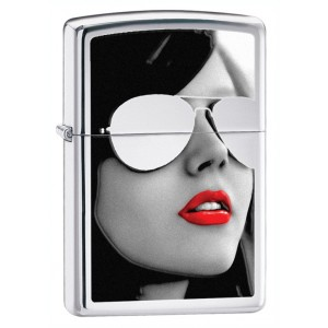 Бензиновая зажигалка Zippo 28274 BS Sunglasses