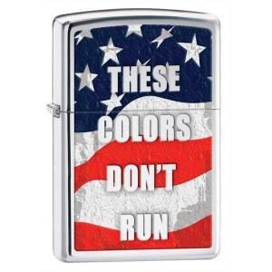 Бензиновая зажигалка Zippo 28292 These Colours Dont Run