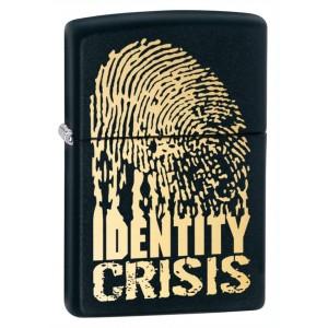 Бензиновая зажигалка Zippo 28295 Identity Crisis