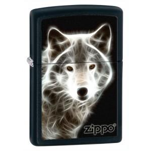 Бензиновая зажигалка Zippo 28303 White Wolf