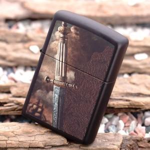 Бензиновая зажигалка ZIPPO 28305 LIGHTER SWORD OF WAR