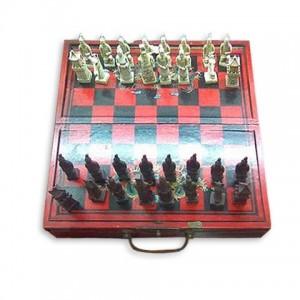 Шахматы старинные китайские