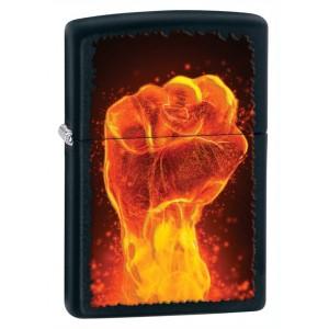 Бензиновая зажигалка Zippo 28308 Fire Fist