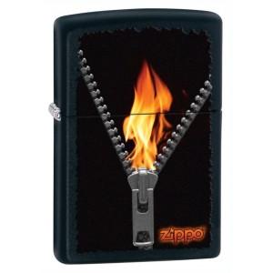Бензиновая зажигалка Zippo 28309 Zipped