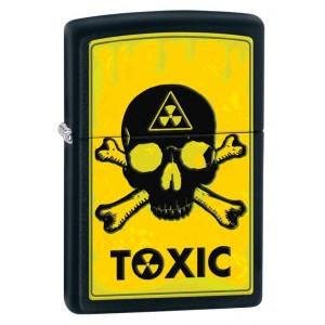 Бензиновая зажигалка Zippo 28310 Toxic