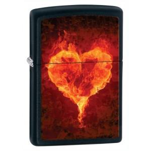 Бензиновая зажигалка Zippo 28313 Hearts