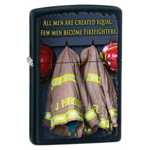 Бензиновая зажигалка Zippo 28316 Fireman Coat