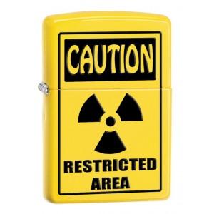 Бензиновая зажигалка Zippo 28318 Caution