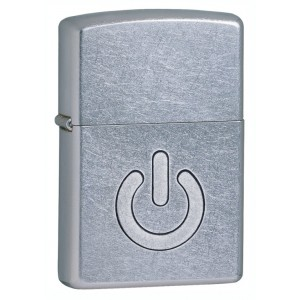 Бензиновая зажигалка Zippo 28329 Power Button