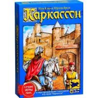 Настольная игра Каркассон. Средневековье