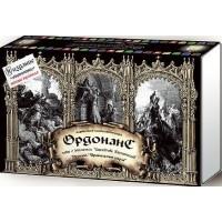 Настольная игра Ордонанс. Набор для 4-х игроков. Базовый набор+дополнение (134 карты)