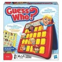 Настольная игра Угадай кто? (Guess Who?)