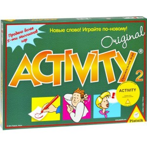 Настольная игра Активити 2