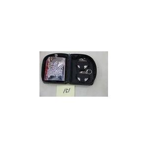 Фляга, набор с флягой + 2 раскладных стакана(охота)