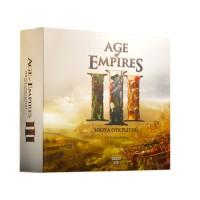 Настольная игра Эпоха открытий (Age of Empires III)