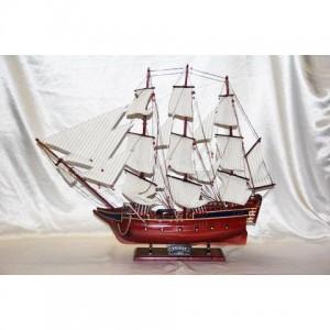 Деревянная модель парусника 80см- EG