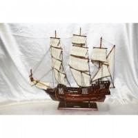 Деревянная модель корабля 90см- GF