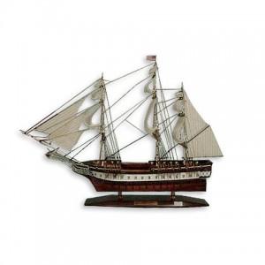 Деревянная модель корабля 45см-С11