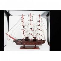 Модель корабля из дерева 50см-850