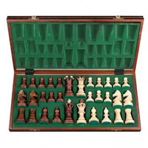 Шахматы Royal махагон