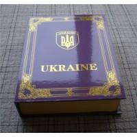 Набор с флягой в форме книги  TZ15