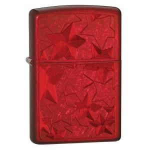 Бензиновая зажигалка Zippo 28339 CANDY APPLE RED