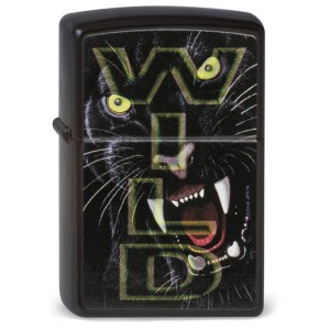 Бензиновая зажигалка Zippo 218.412 Wild tiger