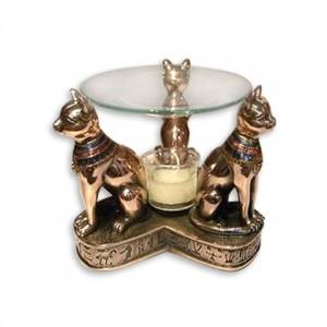 Подставка для аромалампы три кошки