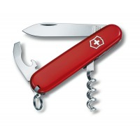 0.3303 Нож Victorinox Swiss Army Waiter красный