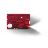 0.7300.T Набор Victorinox SwissCard Lite, красный