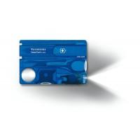 0.7322.T2 Набор Victorinox SwissCard Lite, синий