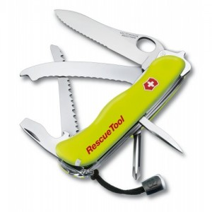 Карманный швейцарский ножик Victorinox Rescue Tool 0.8623.MWN