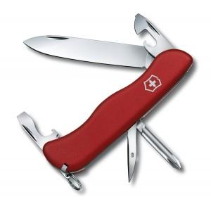 Швейцарский нож Victorinox Adventurer 0.8953  красный