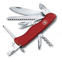 Складной швейцарский нож Victorinox Outrider  0.9023 красный