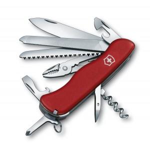 Швейцарский нож Victorinox Tradesman 0.9053 красный