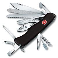 Швейцарский складной ножи Victorinox Work Champ 0.9064.3 черный