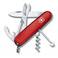 Швейцарский армейский нож Victorinox Swiss Army Compact 1.3405  красный