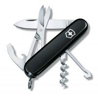 Швейцарский армейский нож Victorinox Swiss Army Compact 1.3405.3 черный