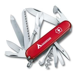 Лесничий нож Victorinox Swiss Army Ranger 1.3763.71 красный