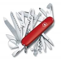 Швейцарский нож Victorinox Swiss Champ  1.6795 красный