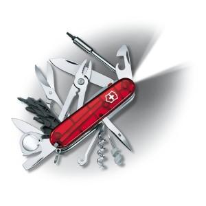 Нож для компьютерщика Victorinox CyberTool Lite 1.7925.Т с фонариком